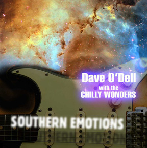 PHOTO: CD SOUTHERN EMOTIONS, DAVE O'DELL with the Chilly WOnders