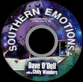 PHOTO:  CD SOUTHERN EMOTIONS