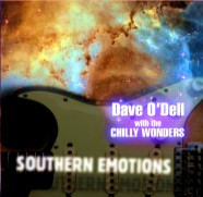 Graphic:  CD Cover of Dave O'Dell's Southern Emotion